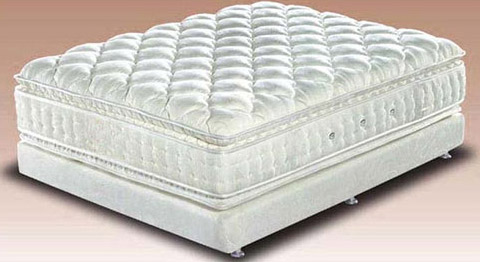 Tufted Mattress