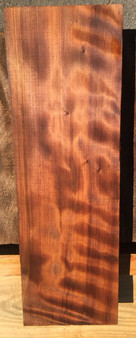 Old Growth Curly Redwood. Milled in 1948.