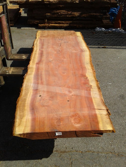 "Sequoia Redwood Slab (GWS-643) 3""x33""x115"""