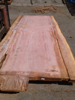 "Sequioa Redwood Slab (GWS-656) 3""x49""x96"""