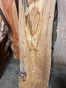 Elm Live  Edge Plank/Slab  EE-B