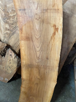 Elm Mantle or Short Bar Top   Mantle W