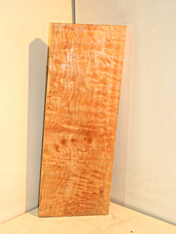 Quilted Maple Billet S 2 x 8¾ x 23