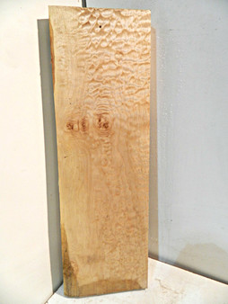 Quilted Maple Billet U 2 x 8 x 24¾