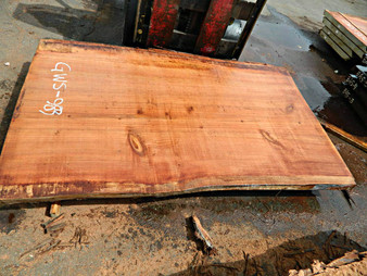 Redwood Slab GWS-983 2¾ x 50 x 84 - wood slab
