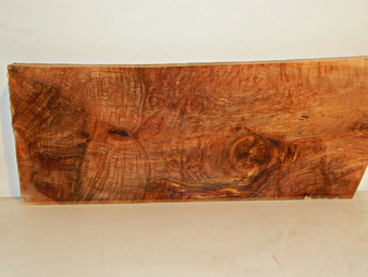 "Maple Burl Billet #14 (MBB14) 2""x8½""x20"""