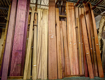 Appreciating the Differences between the Domestic and Exotic Hardwood