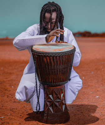 Different Timber, Different Timbre: How the Material Affects the Sound of an Exotic Wood Drum