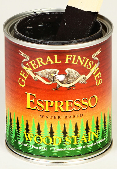 Water Based Wood Stain - Espresso