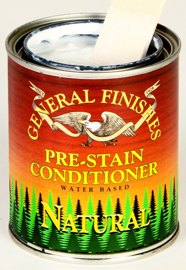 Water Based Wood Stain - Pre-Stain Natural