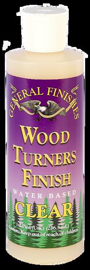 Wood Turner's Finish