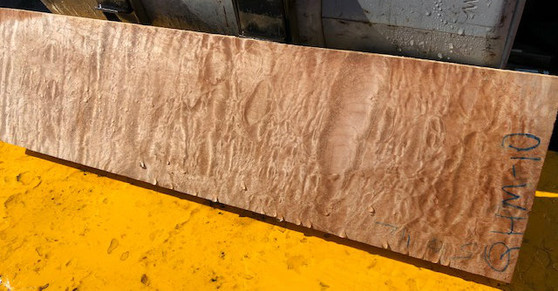 """Quilted Maple QHM-10 1.5""""x8.75""""x24.5"""""""