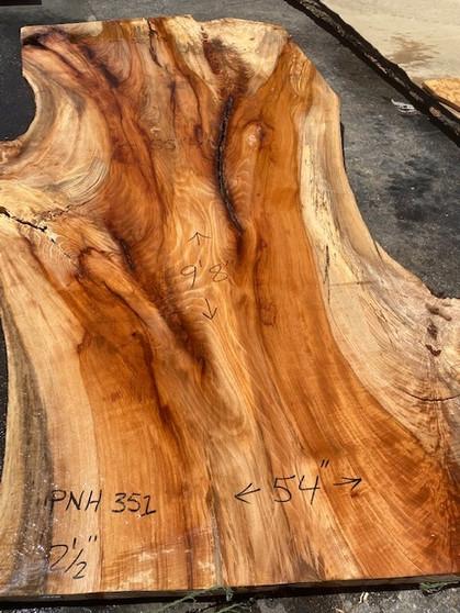 Pecan Slab   PNH-351
