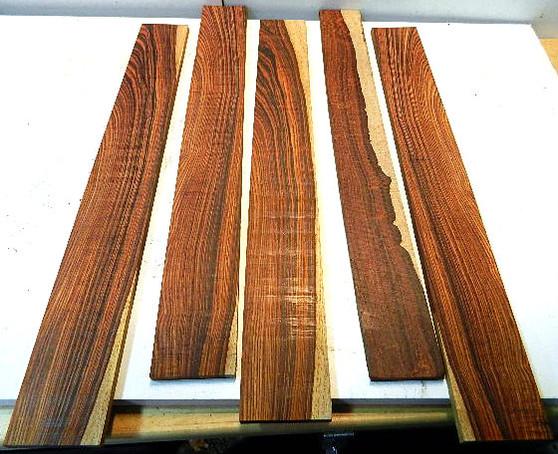 Cocobolo Fingerboards