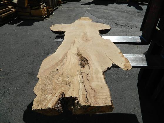Maple Slab C-84 (3 x 18-36 x 82) - wood slab