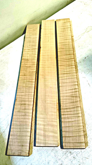 Figured Maple Fingerboards