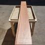 "Granadillo Rosewood Lumber (GWS-1) 1.75""x8""x80"""