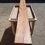 "Granadillo Rosewood Lumber (GWS-2) 2""x9""x79"""