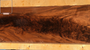 "Walnut  Highly Figured Feather pattern   2"" x 14"" x 36"""