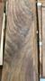 Walnut Veneer  - heavily figured feather crotch - GWS-WNVR-555