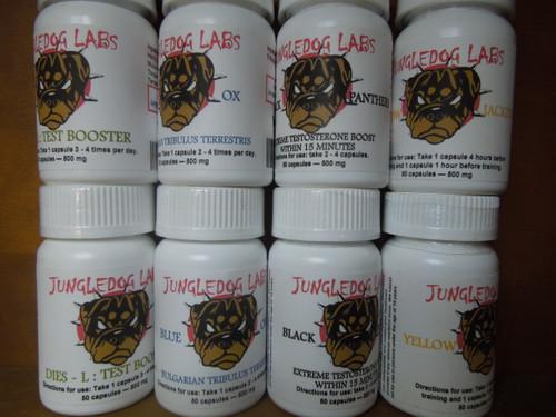 Testosterone Boosting 4 Pack