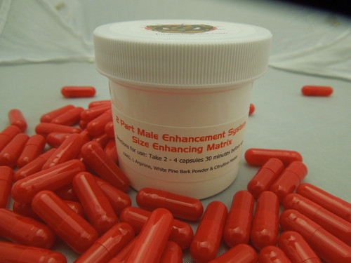 Red Capsule - Size Enhancement Catalyst