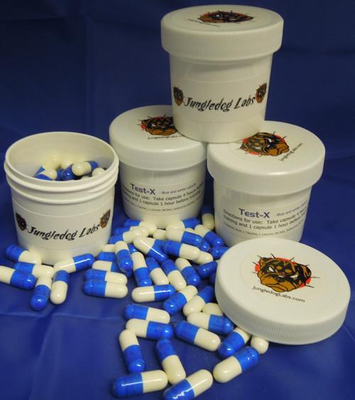 Test-X - D Aspartic Acid (DAA), L Leucine, Isoleucine, L Valine & L Taurine