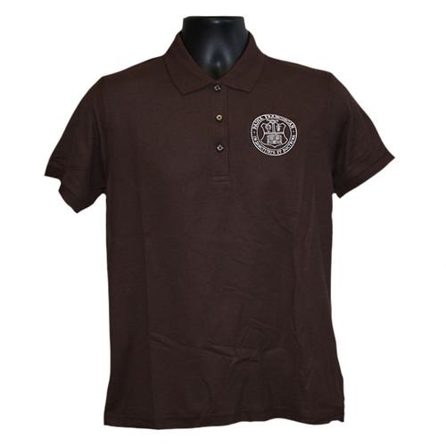 Boys Uniform Polo - Brown