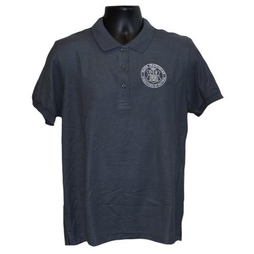 Boys Uniform Polo - Gray