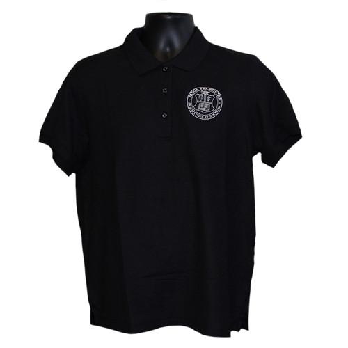 Boys Uniform Polo - Black