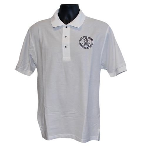 Boys Uniform Polo - White