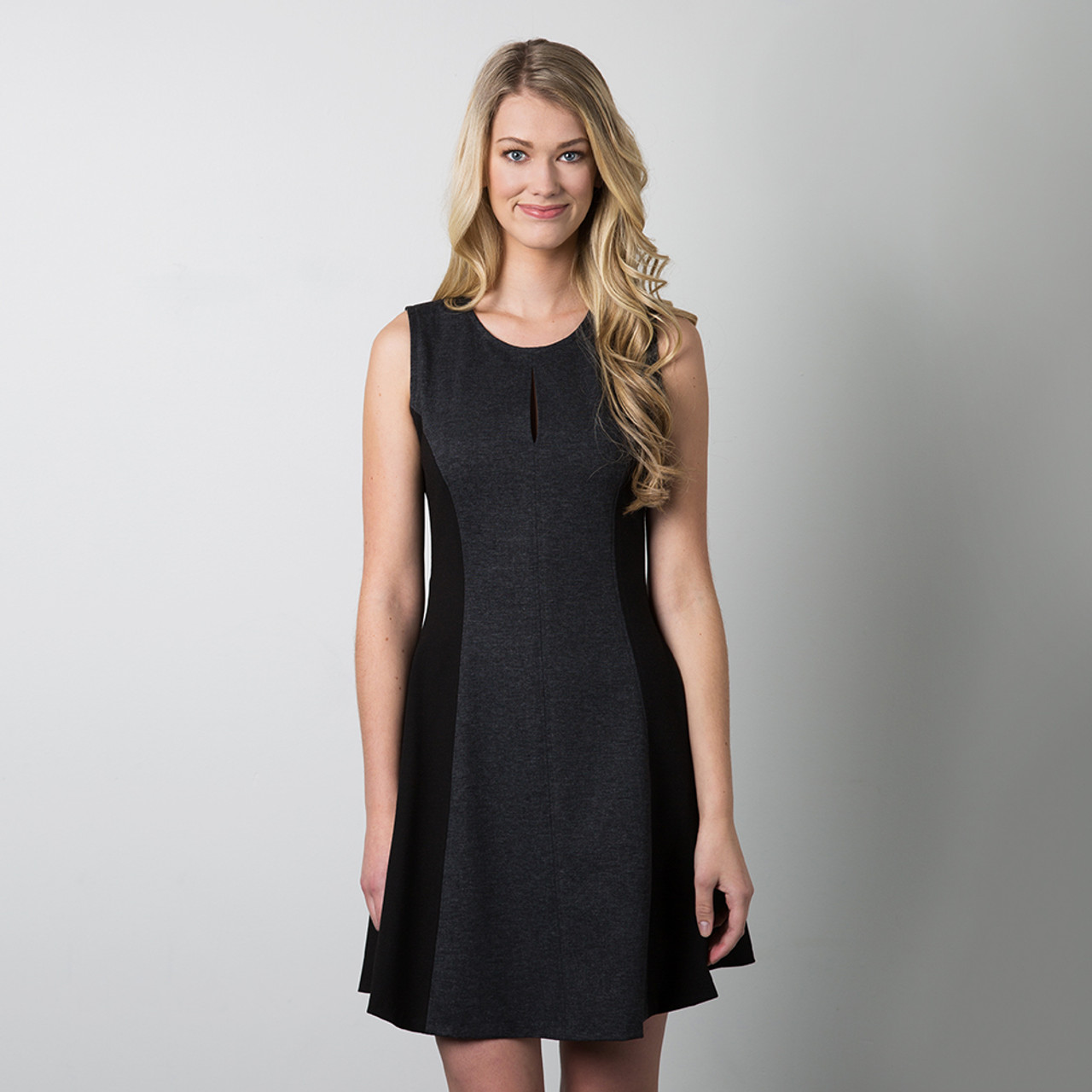 b96f9af8e4d Davie Dress sewing pattern by Sewaholic Patterns with keyhole ...