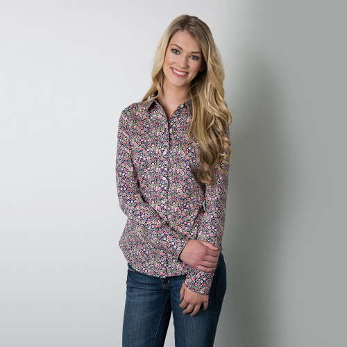 Granville Shirt sewing pattern by Sewaholic Patterns