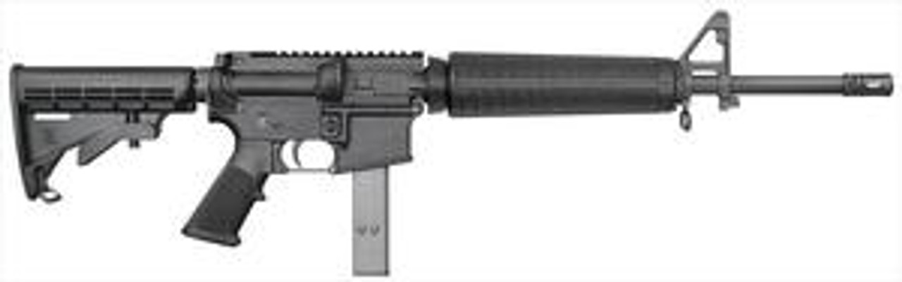 Standard RRA 9mm AR-15 Carbine A4 Style Complete Kit