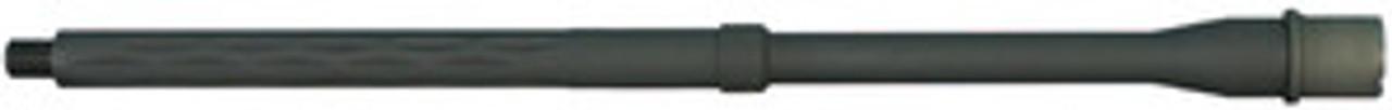 """YHM 9mm 16"""" Barrel Fluted"""