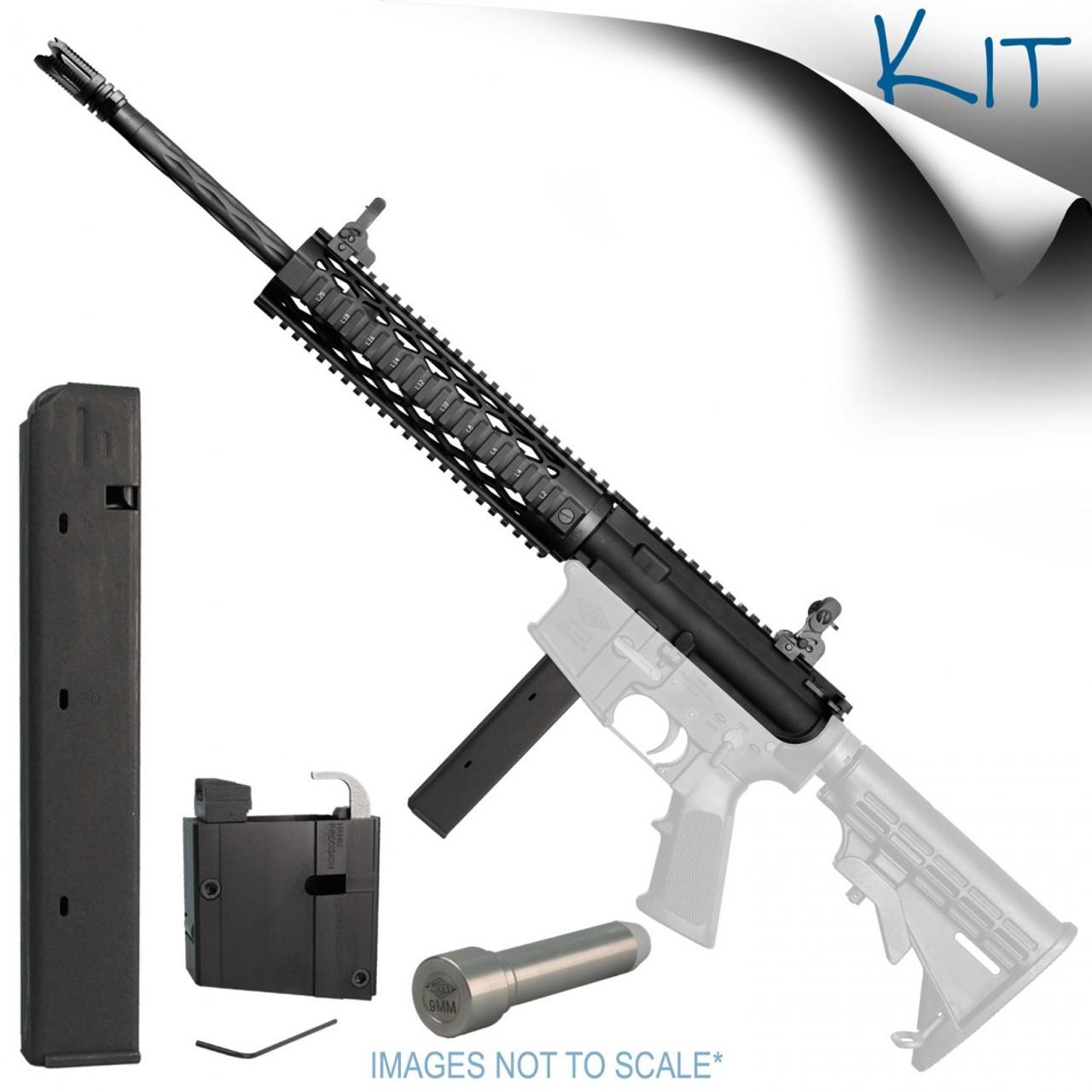 Yankee Hill Machine Specter Black Diamond 9mm Kit