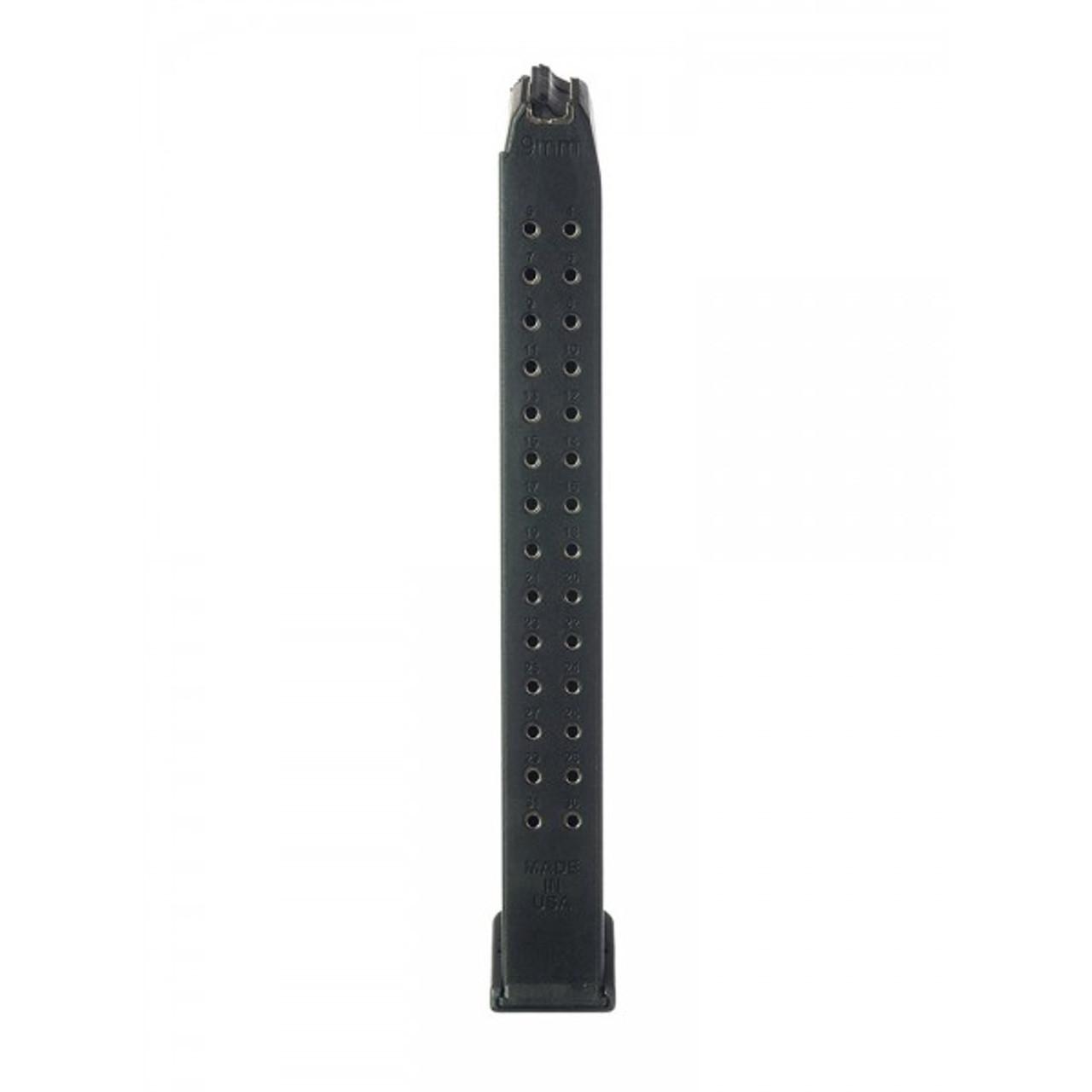 Promag Glock 17/19/26 Mag - 9mm 32rd