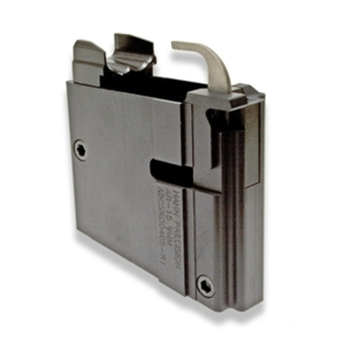 Hahn Precision Dedicated 9mm MagWell Block