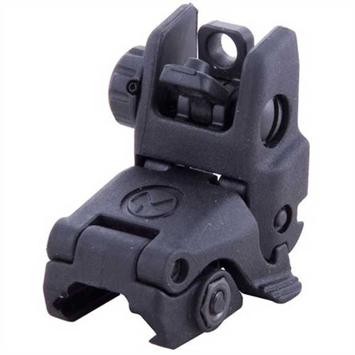 MagPul MBUS Back Up Sight - Rear (Black)