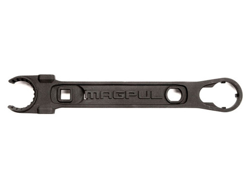 Magpul AR-15 Armorer's Wrench Steel Black