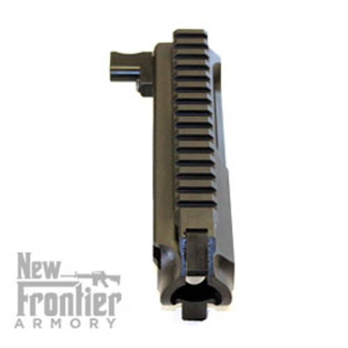 New Frontier Side Charging AR-9 Billet Upper with LRBHO (For Glock Mags)