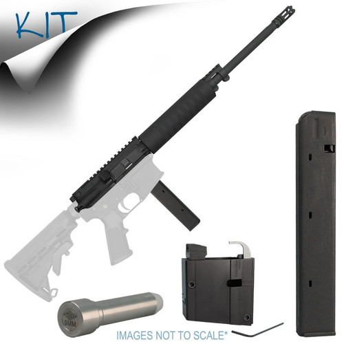 Yankee Hill Machine Specter Black Diamond 9mm Kit - 9mmAR