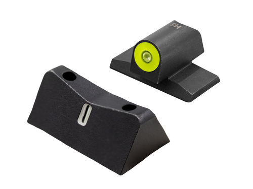 DXT2 Tritium Night Sights Yellow for Browning