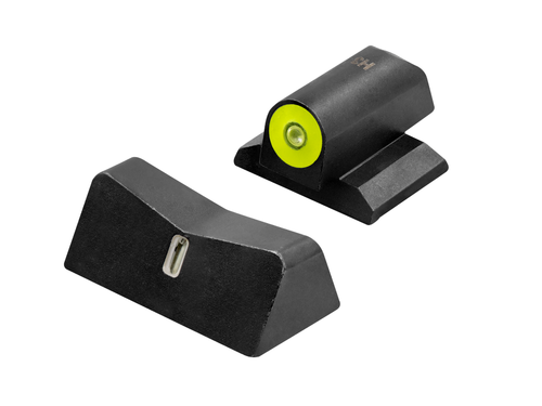 DXT2 Tritium Night Sights Yellow for Colt