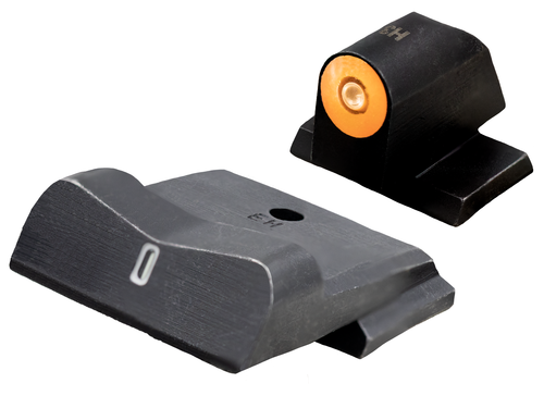 DXT2 Tritium Night Sights orange for Smith & Wesson M&P Shield