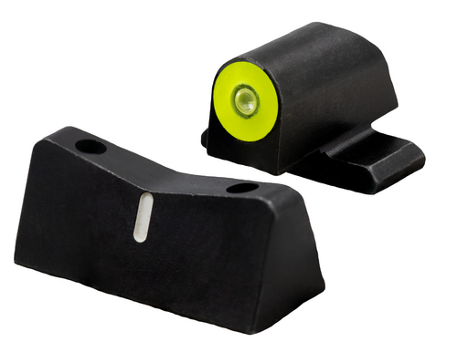 DXW2 Tritium Night Sights yellow for Springfield XD