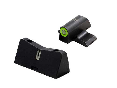 DXT2 Tritium Night Sights green for Springfield Armory