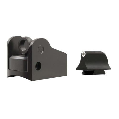 Winged Ghost Ring and Standard Dot Shotgun Bead for Winchester 1300 Defender shotgun