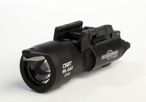 Glass Assault Tool (GAT) Pistol Weapon Light Mount