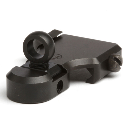 Low Weaver Backup Ghost Ring Sights